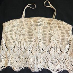 Express Crochet Crop Top